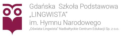 """Gdańska Szkoła Podstawowa """"Lingwista"""" im. Hymnu Narodowego"""